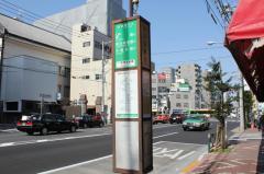 「本所吾妻橋」バス停留所