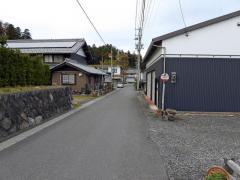 「祢宜上」バス停留所