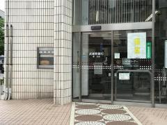 武蔵野銀行蕨支店_施設外観