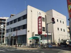 武蔵野銀行蕨支店