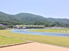 白谷海浜公園・陸上競技場