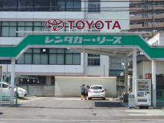 トヨタレンタリース宮城交通局前店