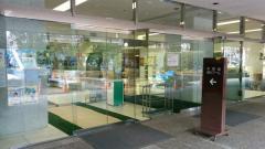 松山市総合コミュニティセンター体育館