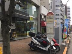 「大森銀座入口」バス停留所