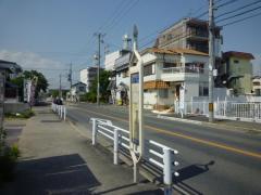 「富松町3丁目」バス停留所