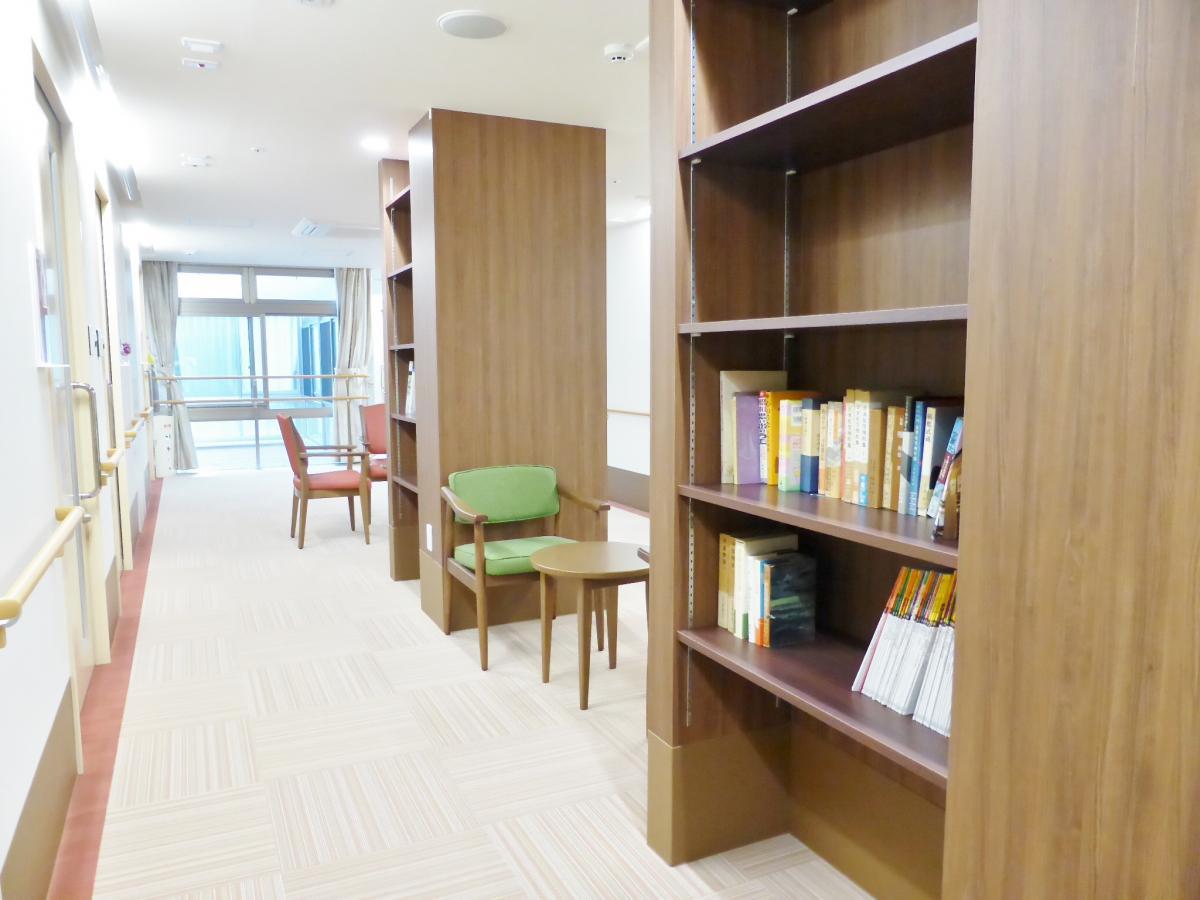 共用読書スペース