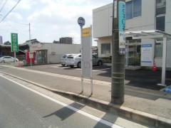 「中仙道西」バス停留所