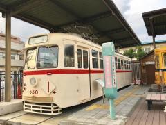 荒川車庫前駅