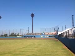 上谷総合公園野球場