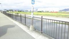 「余部出屋敷」バス停留所