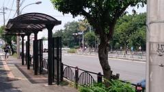 「大田スタジアム」バス停留所