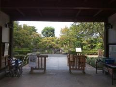 越谷市日本庭園「花田苑」