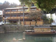 嵐山温泉・彩四季の宿花筏