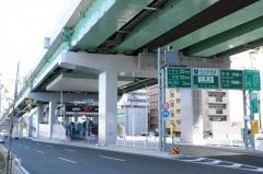 六番北出入口(IC)