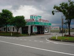 トヨタレンタリース富山富山空港店
