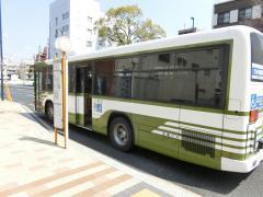 「南竹屋町」バス停留所