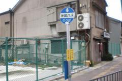 「アスピア明石前」バス停留所