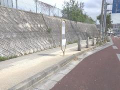 「城東小学校前」バス停留所