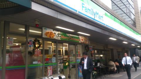 ファミリーマート 赤坂一丁目店_施設外観