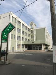 造道中学校