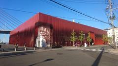 青森市文化観光交流施設ねぶたの家ワラッセ