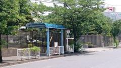 「城南島二丁目」バス停留所