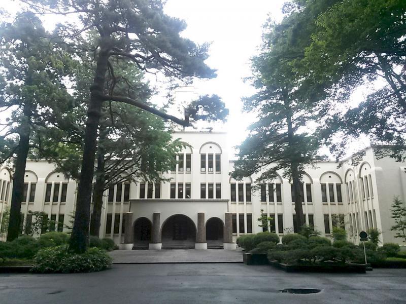 東京農工大学府中キャンパス_施設外観