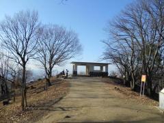 枚岡山展望台