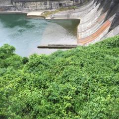 神通川第二ダム