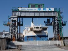 青函連絡船記念館摩周丸
