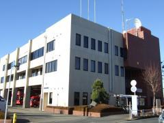 所沢市中央消防署