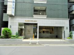 東横イン日本橋税務署前