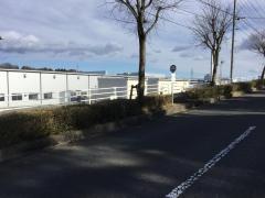 「フクデン前」バス停留所