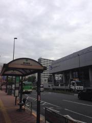 「春日駅前(東側)」バス停留所
