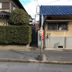 「下鳥羽」バス停留所