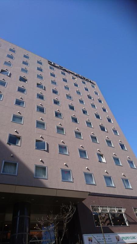 コンフォートホテル仙台東口_施設外観