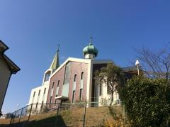 大阪ハリストス正教会・生神女庇護聖堂