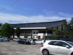 日光市日光体育館