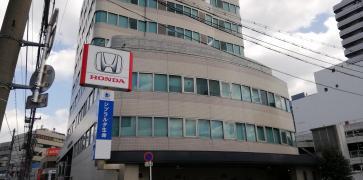 ジブラルタ生命保険株式会社 京阪営業所_施設外観