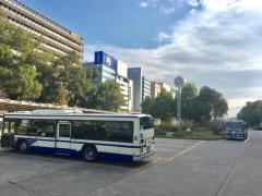 「栄(噴水南)」バス停留所