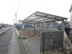 「川原」バス停留所