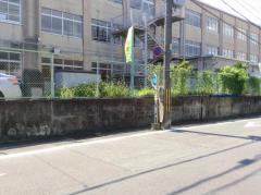 「藤森神社」バス停留所