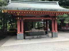 武蔵一ノ宮氷川神社