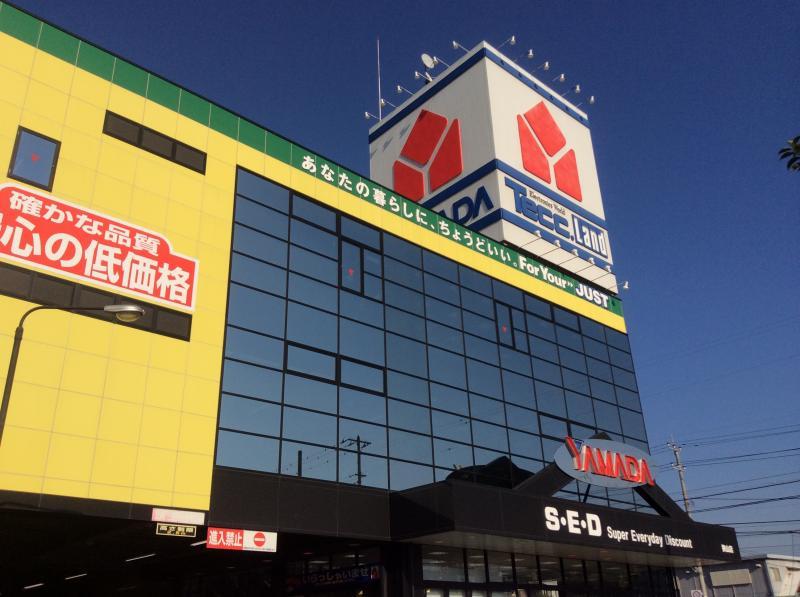 ヤマダ電機 テックランド狭山店