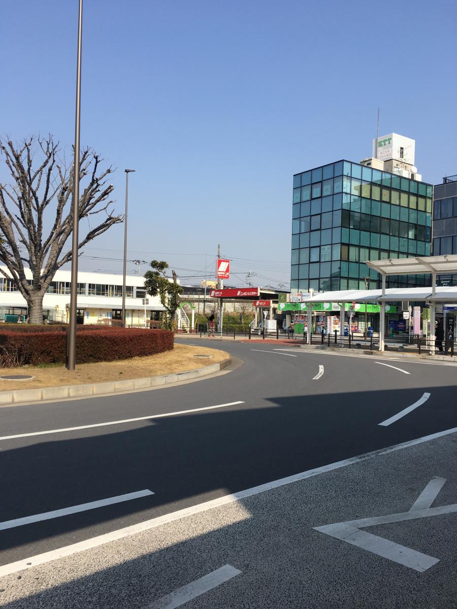 三郷駅北口_施設外観