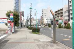 「上前津」バス停留所