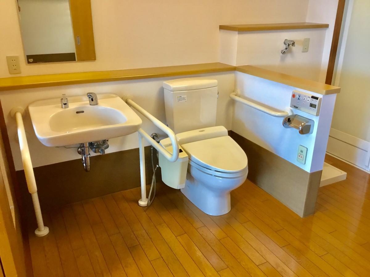 居室洗面所