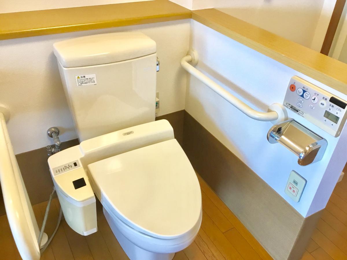 居室洗面所トイレ