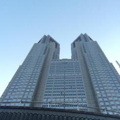東京都庁第1本庁舎展望室