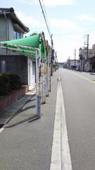 「王子」バス停留所